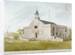 South-west view of the Church of St Anne, Kew, Surrey by Anonymous