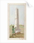 Obelisk at Monken Hadley, Hertfordshire by Anonymous