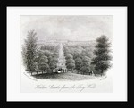 View of Windsor Castle from Windsor Great Park, Berkshire by Anonymous