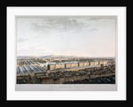 View of London Docks by