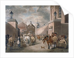 The Anchor Brewery, Mile End Road, Stepney, London by