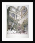 The Army and Navy Club, Pall Mall, Westminster, London by Robert Kent Thomas