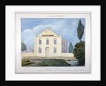 Portland Chapel, Walworth Common, Southwark, London by G Yates