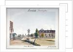 View of Kennington, Lambeth, London by John Hassell