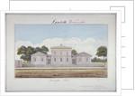 Kennington Schools, Camberwell New Road, Lambeth, London by G Yates