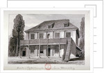 Jamaica House, Cherry Garden Street, Bermondsey, London by John Chessell Buckler