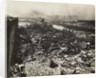 Scene at Silvertown following an explosion in a munitions factory, London, World War I by Anonymous