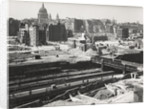 The Barbican area of the City of London, World War II by Anonymous