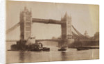 Tower Bridge, London by Anonymous