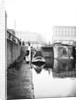 Regent's Canal at Hawley Lock, St Pancras, Camden, London by Anonymous