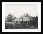 Shipyard of James Ash & Co, Cubitt Town, London by Anonymous