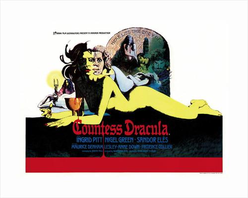 Countess Dracula by Vic Fair