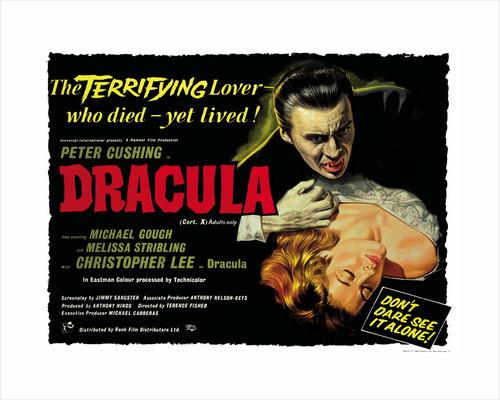 Dracula by Bill Wiggins