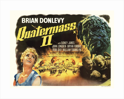Quatermass 2 by Bill Wiggins
