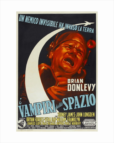 Quatermass 2 (Italian) by Anonymous