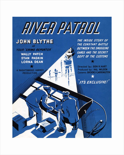 River Patrol by Anonymous