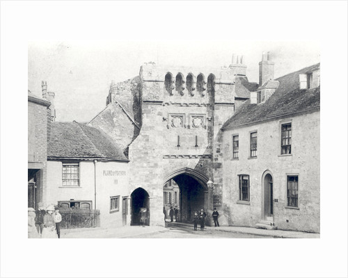 High Street, Winchester, Hampshire by Anonymous