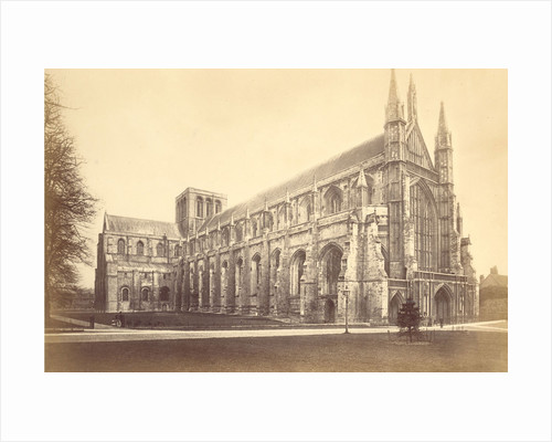 Winchester Cathedral, Hampshire by Anonymous