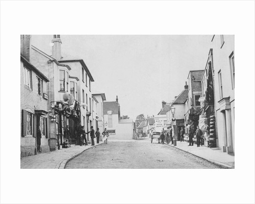 Market Street, Alton, Hampshire by Anonymous