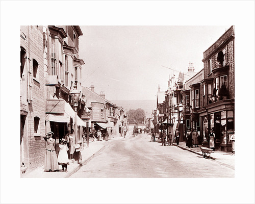 High Street, Cosham, Portsmouth, Hampshire by Anonymous