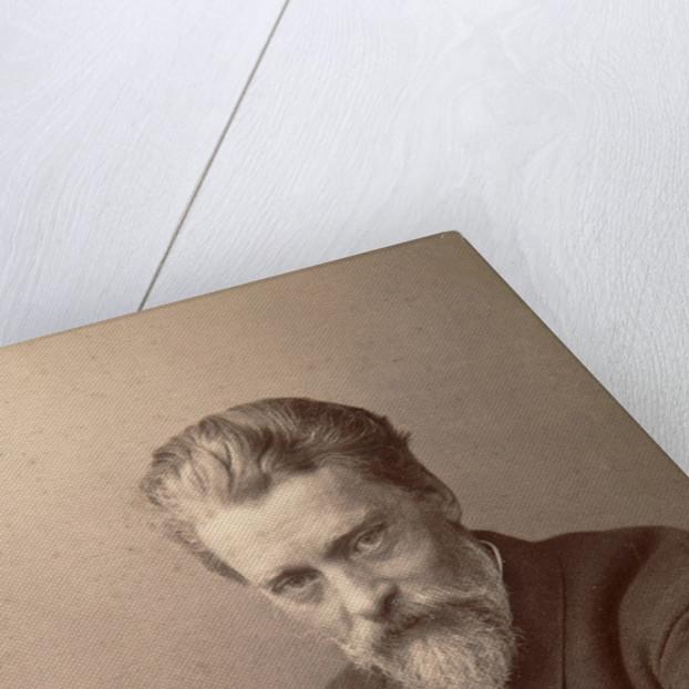 Vladimir Makovsky, Russian artist, 1890s by Unknown