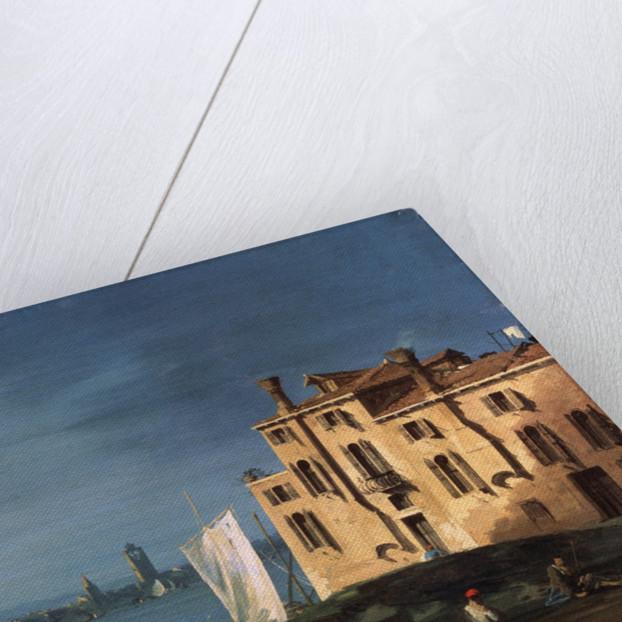 View of Murano from the Island San Pietro di Castello', 18th century by Giovanni Antonio Canaletto