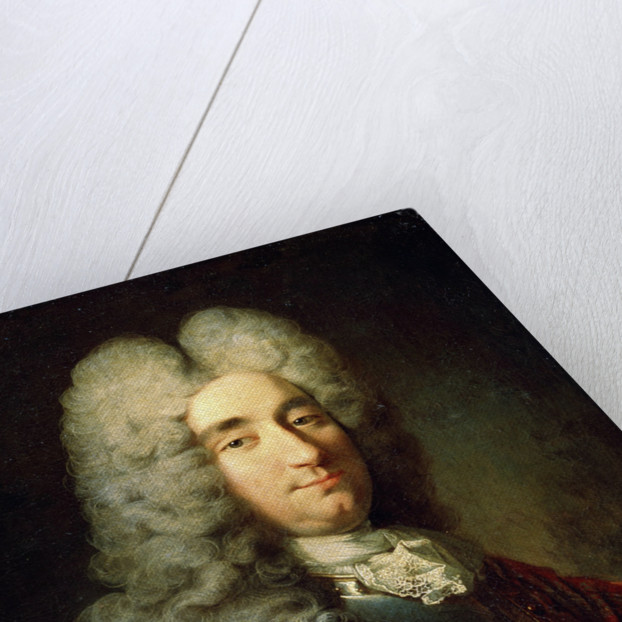 Portrait of a Man, early 18th century by Robert Tournieres