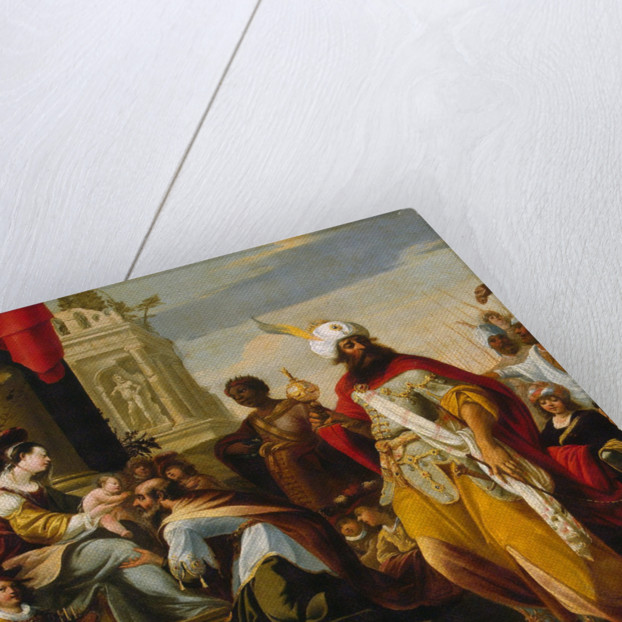 The Adoration of the Magi, before 1624 by Anonymous