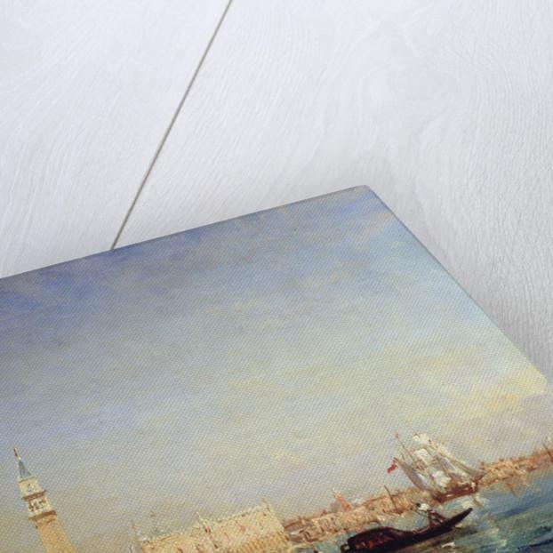 Venice by Felix Francois Georges Philibert Ziem