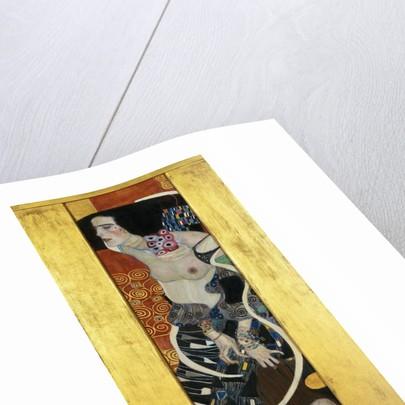 Judith II (Salome) by Gustav Klimt