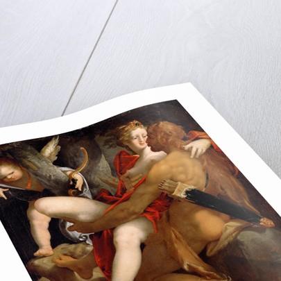 Heracles, Deianira and Nessus, ca 1580-1582 by Bartholomeus Spranger