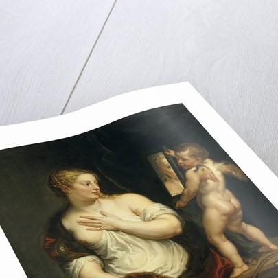 Venus and Cupid, c. 1610 by Pieter Paul Rubens