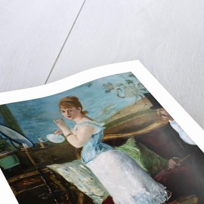 Nana by Edouard Manet