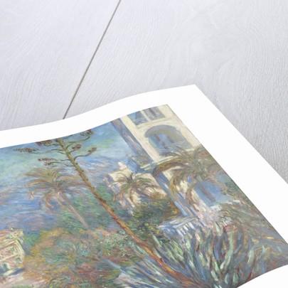 Villas at Bordighera, 1884 by Claude Monet