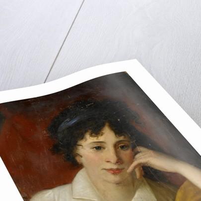 Portrait of Ekaterina Fyodorovna Muravyova-Apostol, née Kolokoltseva by Jean Laurent Monnier