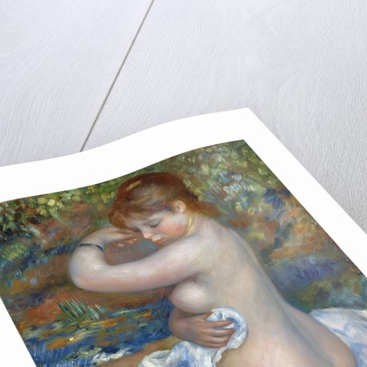 Baigneuse by Pierre-Auguste Renoir