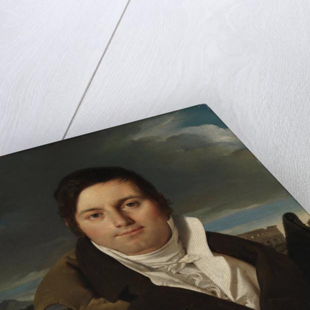 Portrait of Joseph-Antoine Moltedo, c. 1810 by Jean Auguste Dominique Ingres