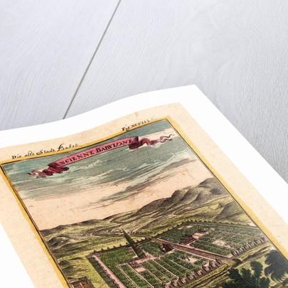 Die alte Stadt Babel, 1719 by Alain Manesson Mallet
