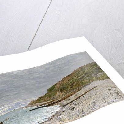 La Pointe de la Hève, Sainte-Adresse by Claude Monet