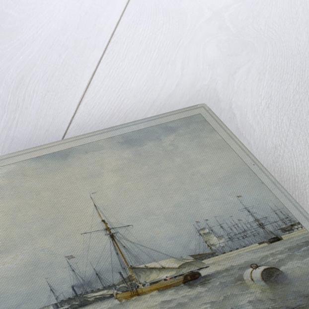 Kronstadt by Ferdinand Victor Perrot