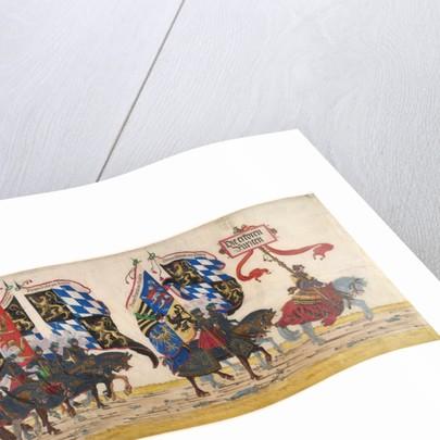 The German Princes, ca 1515 by Albrecht Altdorfer