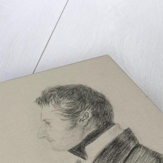 Portrait of Count Matvey Yuryevich Vilyegorsky, 1821 by Ludwig Bramson