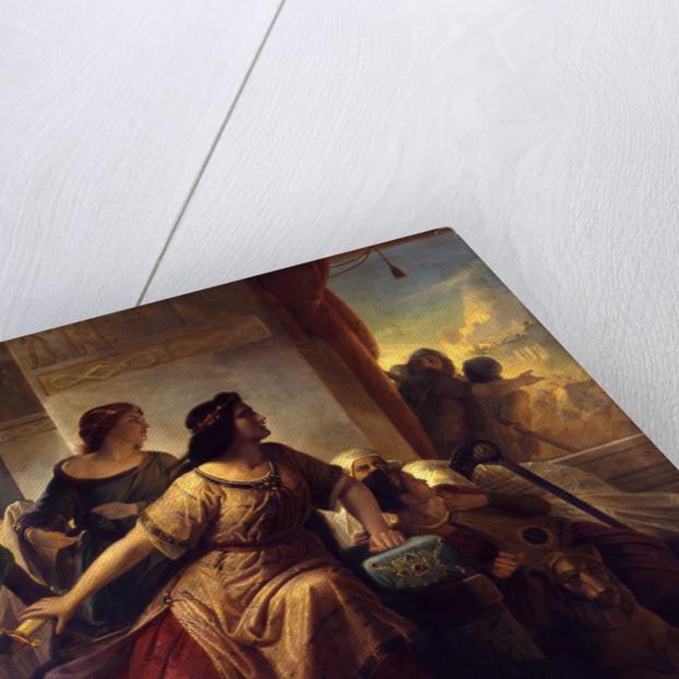 Semiramis, 1852 by Christian Koehler