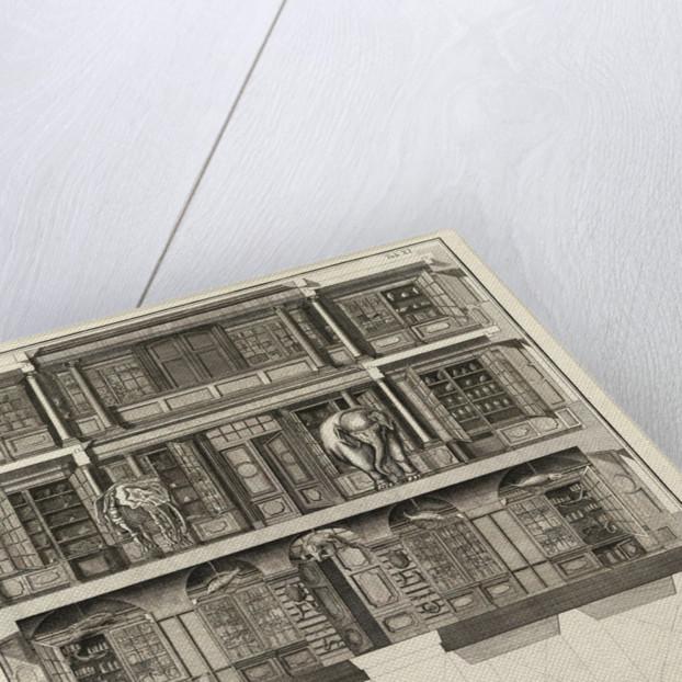 Kunstkammer by Christian Albrecht Wortmann