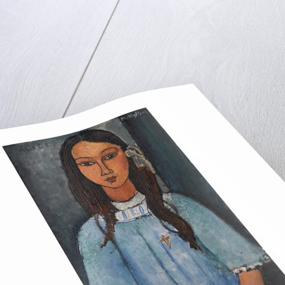 Alice by Amedeo Modigliani