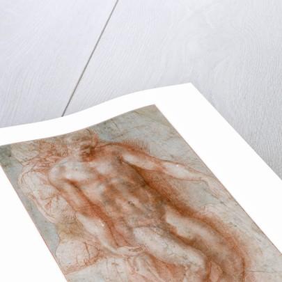 Pietà by Michelangelo Buonarroti