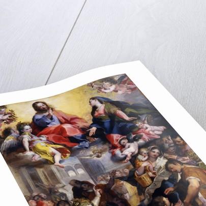 Madonna del Popolo by Federigo Barocci