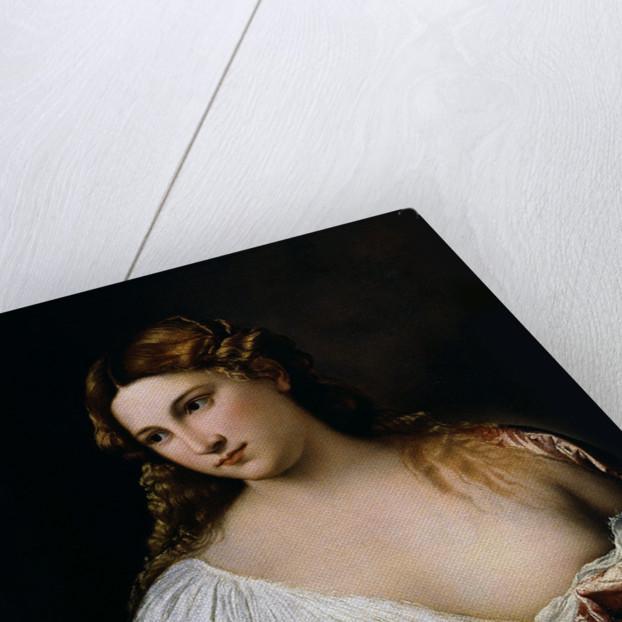 Flora by Titian