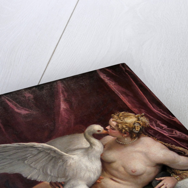 Leda and the Swan by Paolo Veronese
