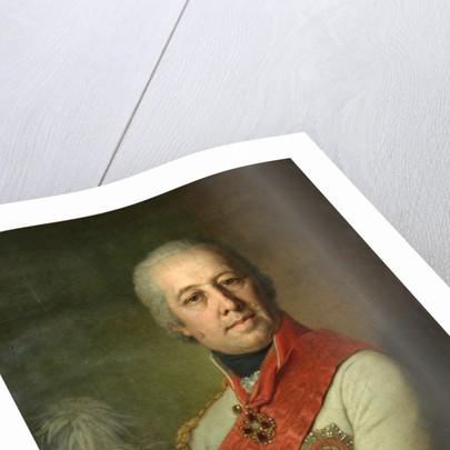 Portrait of Ivan Petrovich Dunin, 1801 by Vladimir Lukich Borovikovsky